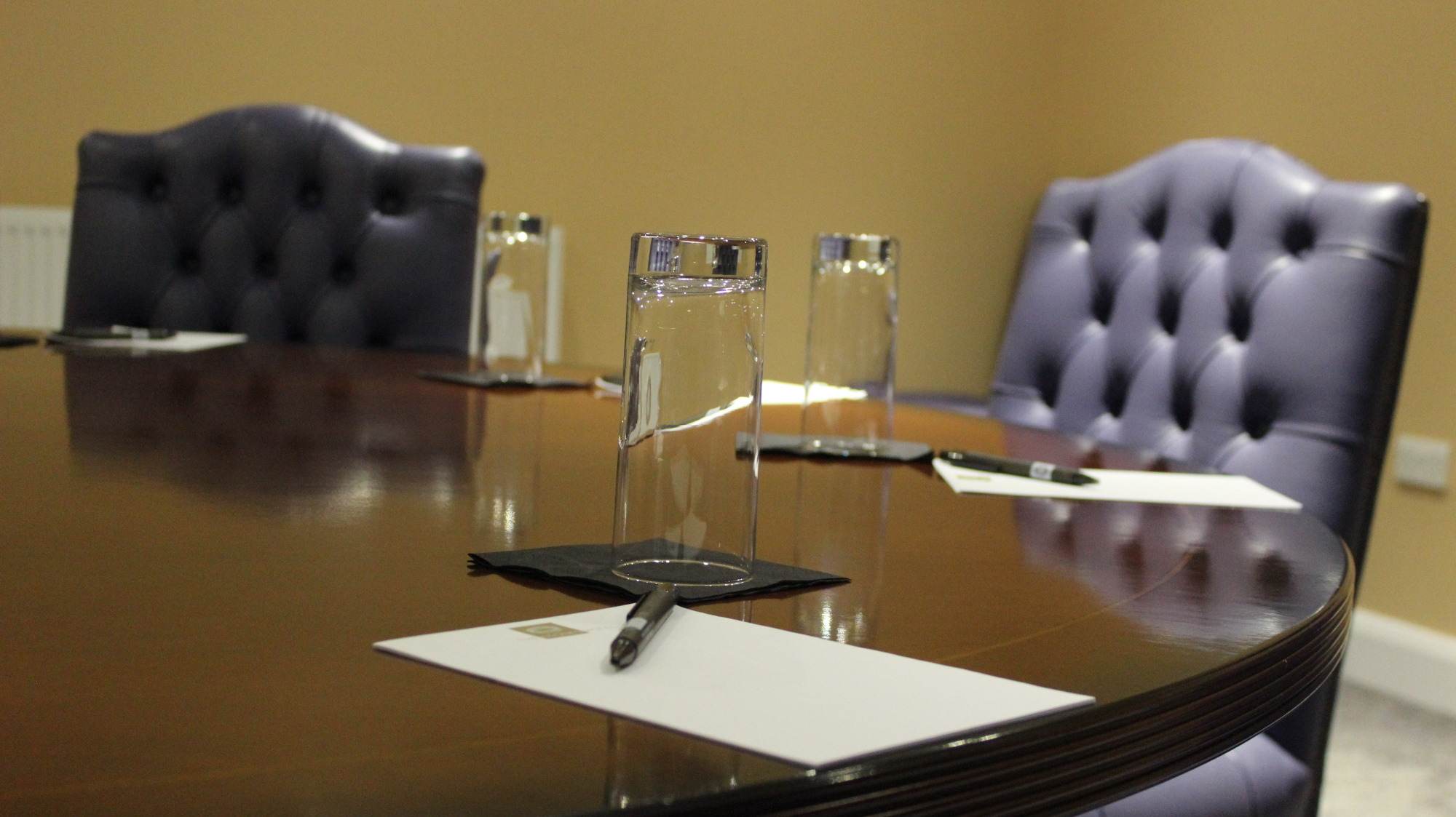 Business meeting rooms in Salisbury - The Stones Hotel