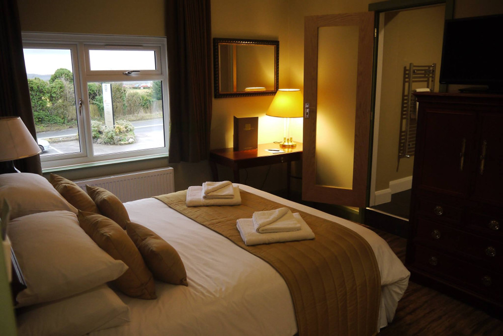 Excellent rooms at the Stones Hotel in Amesbury