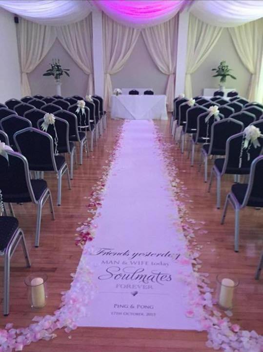 Weddings at The Stones Hotel - Near Salisbury