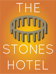The Stones Hotel Sticky Logo Retina